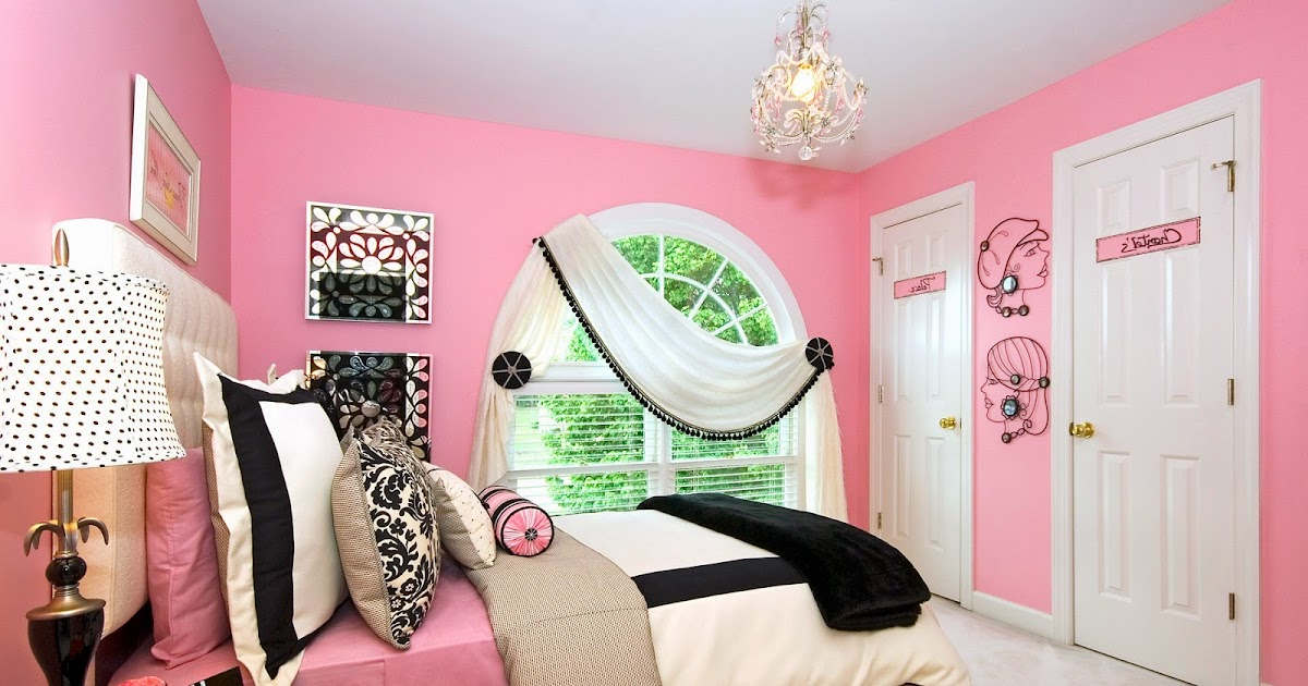 Beautiful And Elegant Teenagers Bedroom Ideas For Girls ...