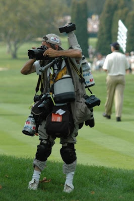 Fotografer yang memeiliki Kamera terbanyak