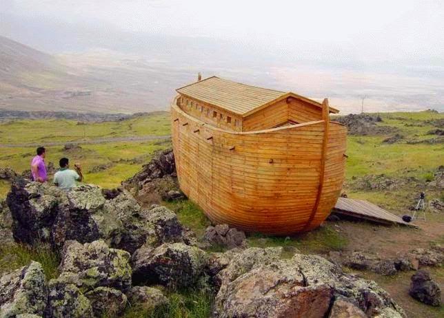 Nuh'un Gemisi, Ağrı Dağı ve Hasan Amca