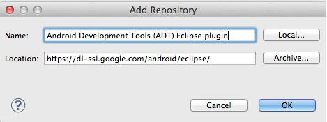 How to install Android Development Tools ADT Plugin in Eclipse IDE for Mobile Application Development, android applications development, android apps development