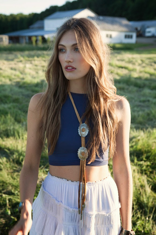 Free People Independence Day 2014 Lookbook