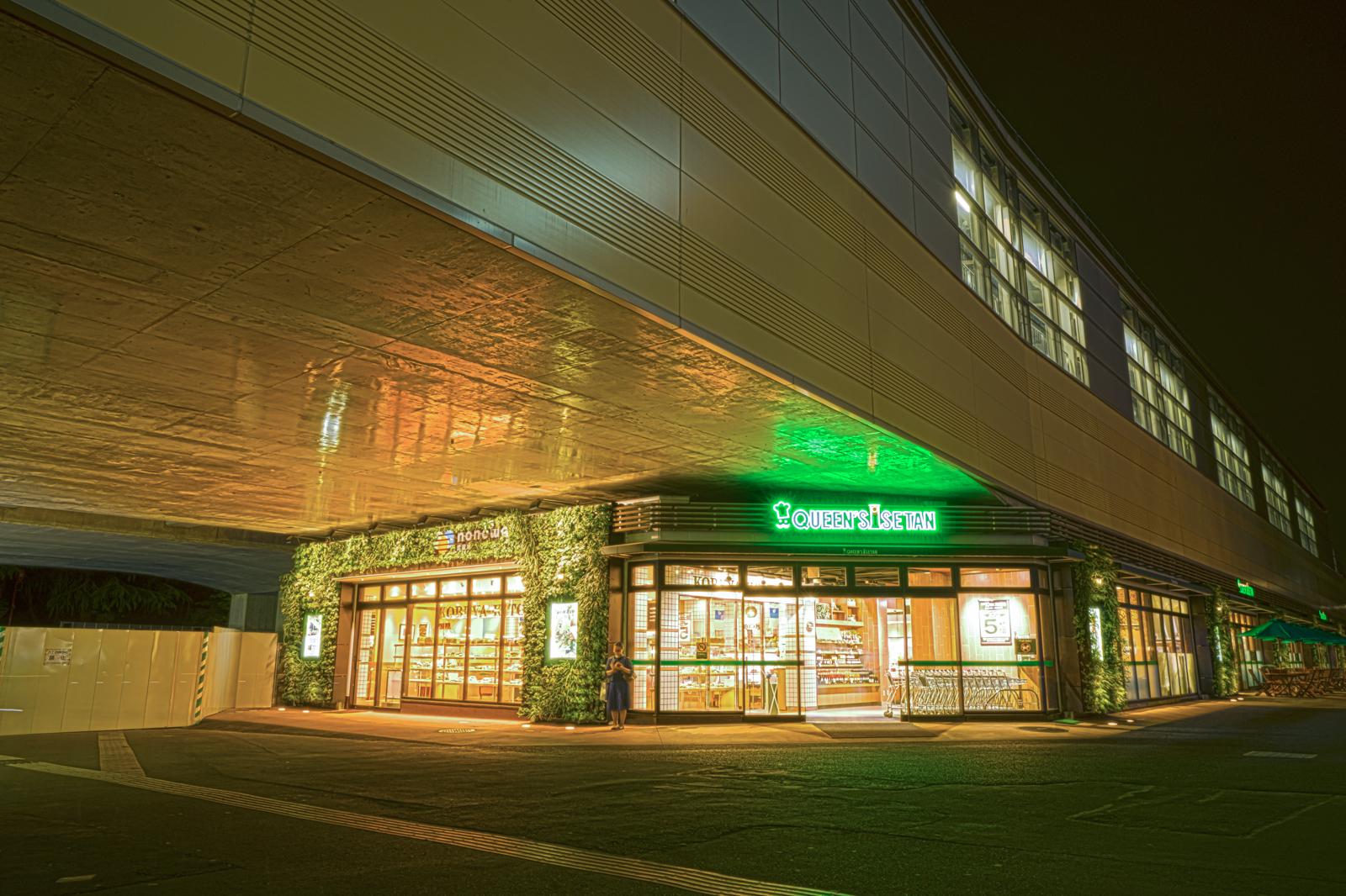 nonowa武蔵境(クィーンズ伊勢丹)のHDR写真
