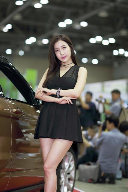 5 Im Min Young - World Consumer Electronics Show - very cute asian girl-girlcute4u.blogspot.com