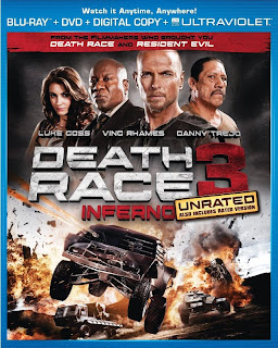 Film Death Race 3 Inferno Bluray