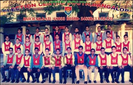 24 SSB Bangalore