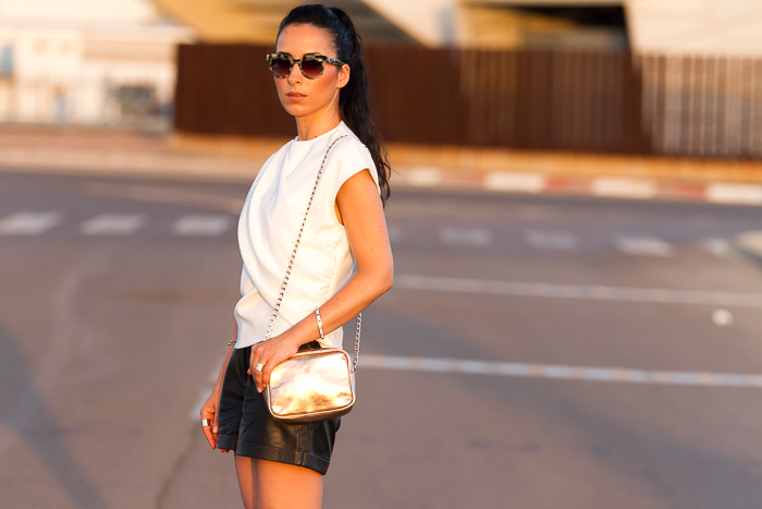 Spanish fashion blogger WOWS