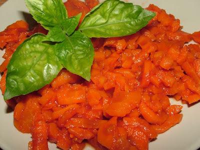 Pomidorowa marchewka