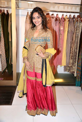 Celbs at Harper's Bazaar India & Samsaara preview Spring or Summer collections