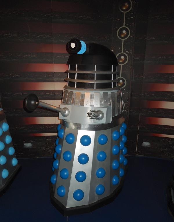 1967 Dalek commander Doctor Who
