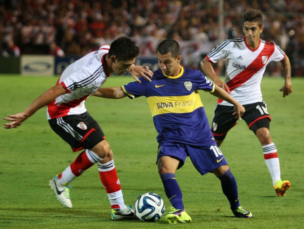 Kèo thơm cá cược River Plate vs Boca Juniors
