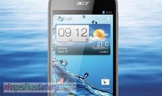 Harga ACER Liquid Z11 Ponsel Terbaru 2012