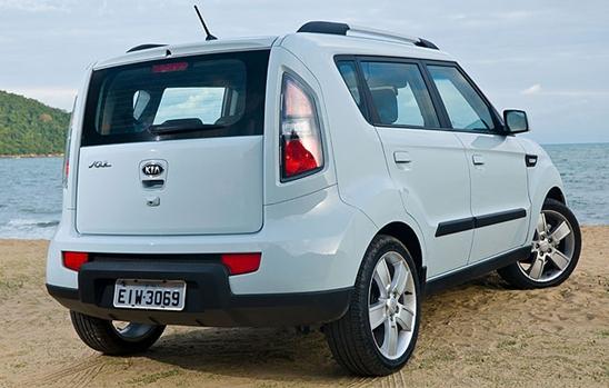 Terra Matris Dei 11 Carros Da Kia Motors Corporation