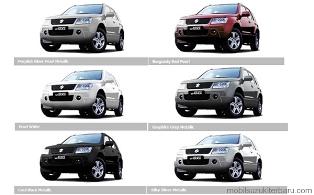Daftar harga mobil suzuki april 2013