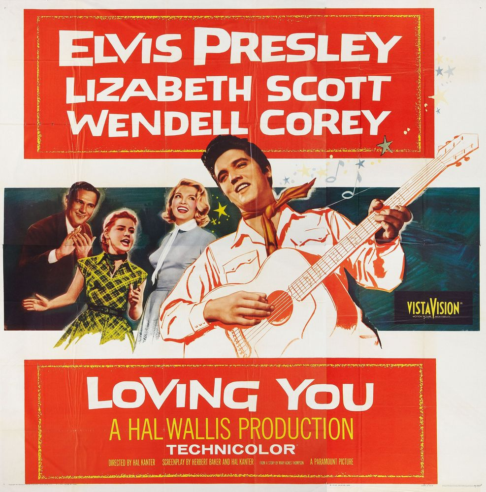 Elvis Presley: Loving You (V.O.S) (1957)