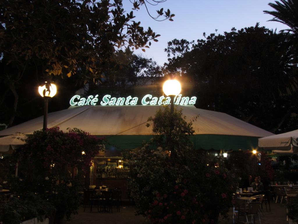 Urbina vinos blog terraza santa catalina las palmas de for Oficina fred olsen santa catalina