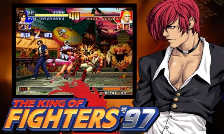 The King Of Fighters 97(kof) v1.00 APK (Android)