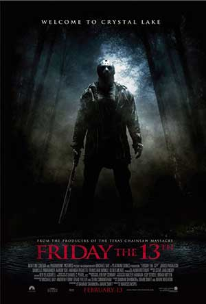 Friday the 13th (2009) Hindi Dubbed 300MB Movie BRRip 480p