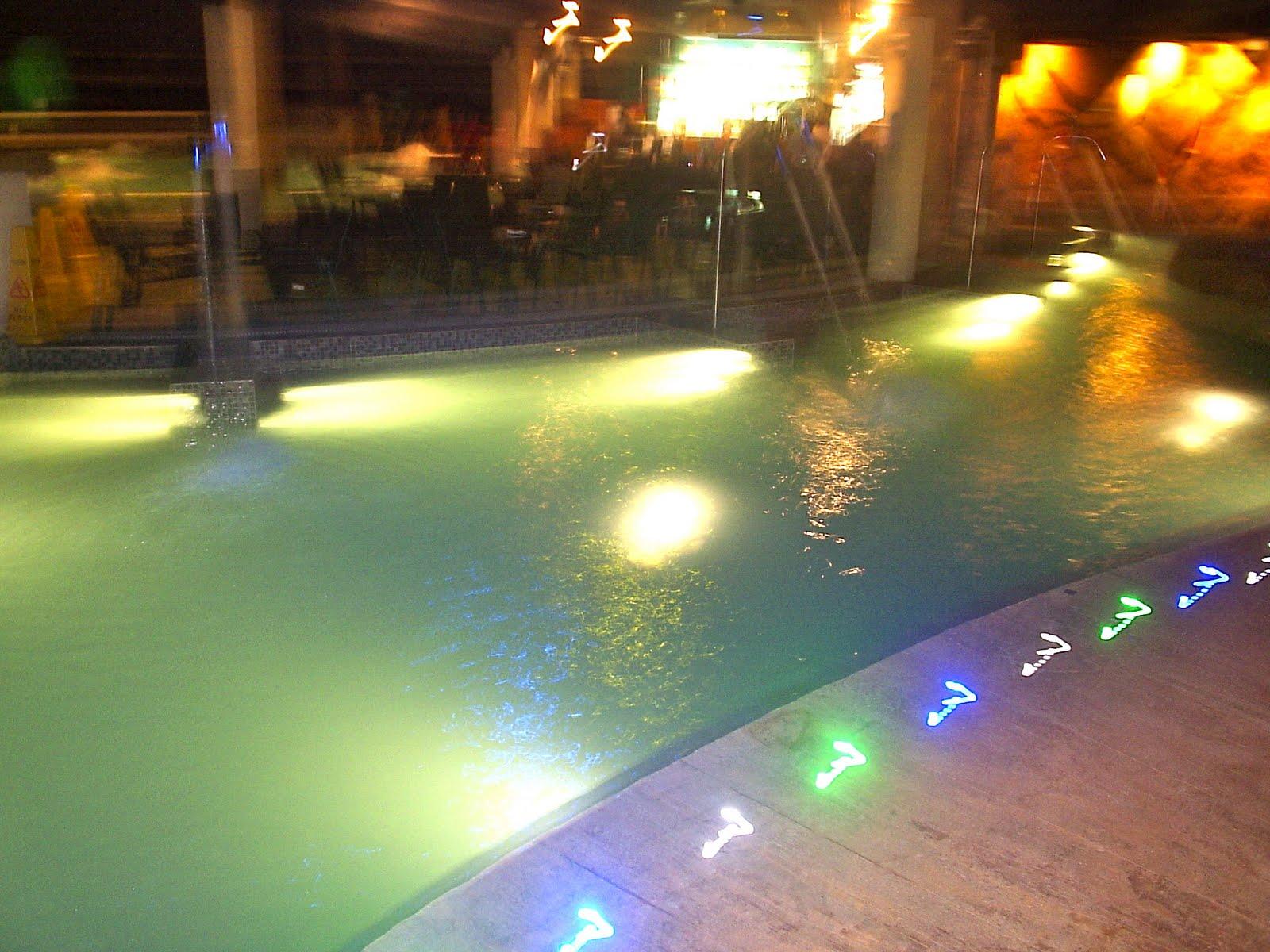 Liquid Pool Bar Manila Ocean Park Security Blanket