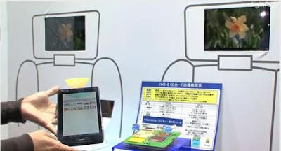 Panasonic presenta prototipo de tablet con tecnología WiGig