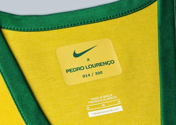 Nike Jersey Brazil