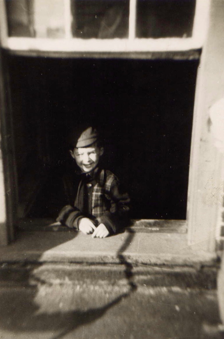 Six Year Old Ron - 1948