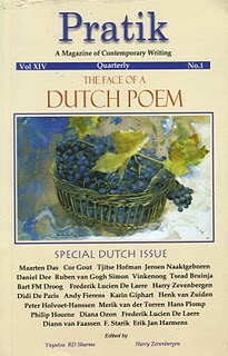 Pratik : Special Dutch Issue