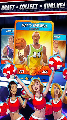 Rival Stars Basketball 2.1.0 Game For Android 2016
