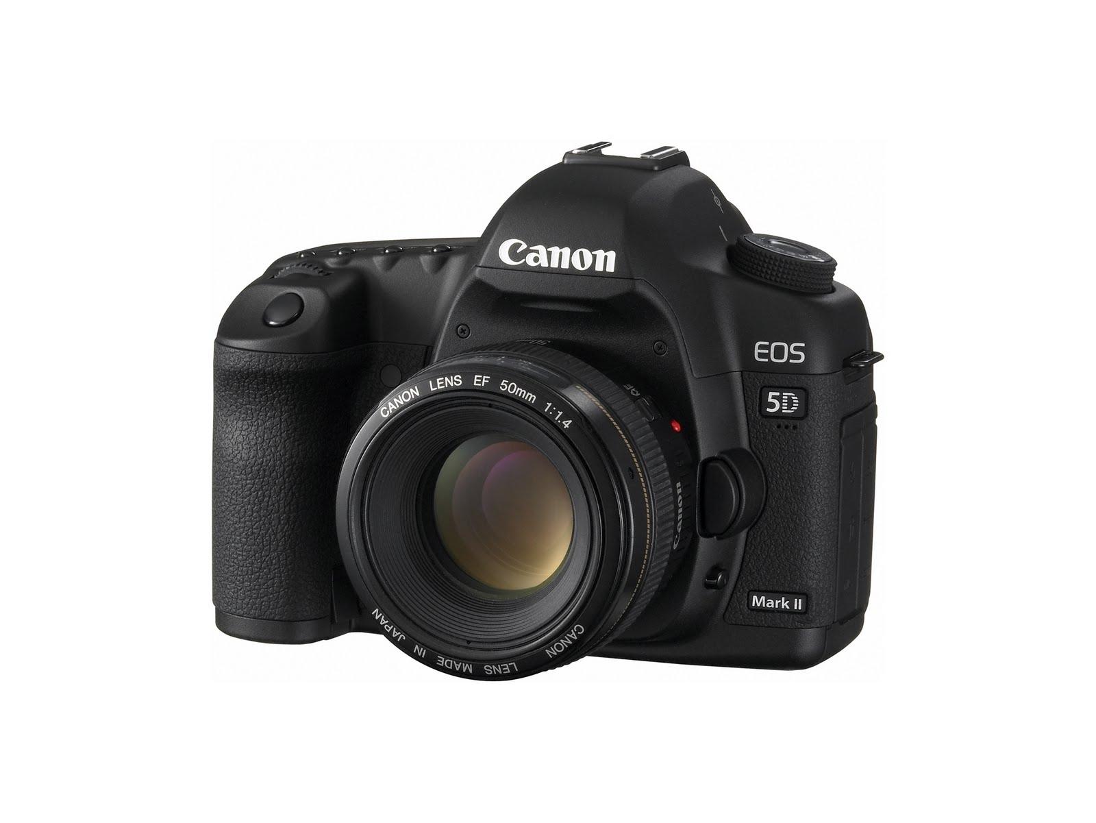 canon eos 5d mark ii dslr camera technical specs. Black Bedroom Furniture Sets. Home Design Ideas