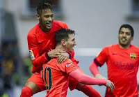 Barcelona's front three of Lionel Messi, Luis Suarez and Neymar is better than any other attack-force in football