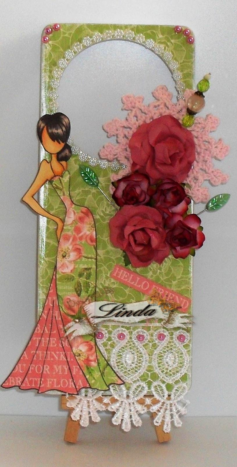 Linda's Crafty Piece of Heaven: Tasha - Julie Nutting ...