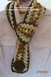 ✿Mis bufandas tejidas:✿