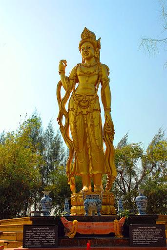 Phra Mae Kwan Im - พระแม่กวนอิม: Thai Buddhist Goddess of Mercy and Compassion