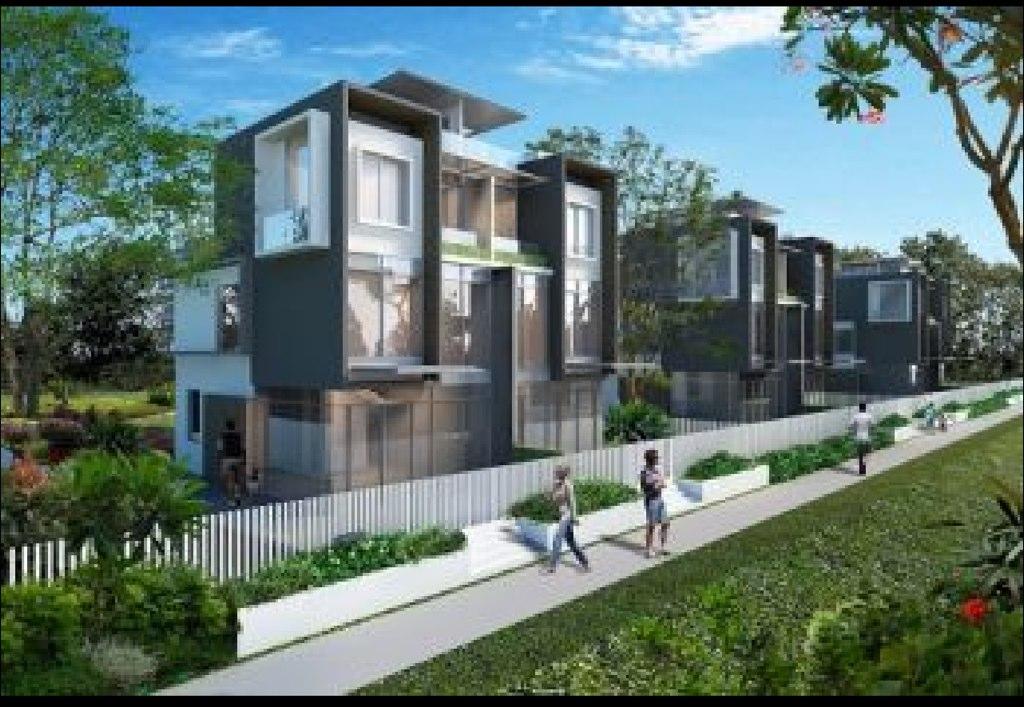Belgravia Villas Singapore Belgravia Villas Terrace