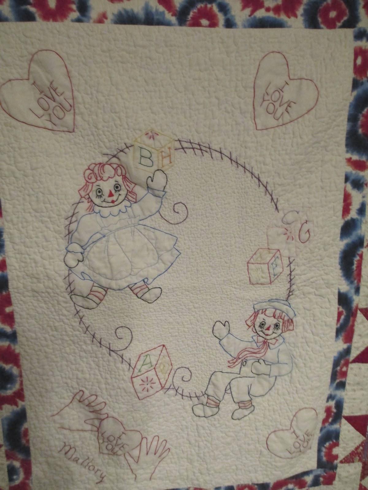 Tumbletalk Mallory 39 S Quilts
