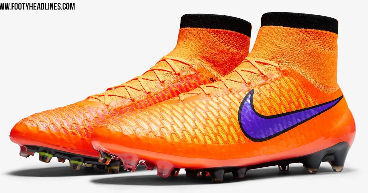Nike Magista Cleat Orange Nike Magista Ob...