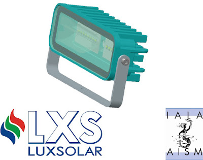 Luxsolar deniz ikaz lambaları IALA sertifikalı