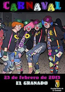 Carnaval de El Granado 2013