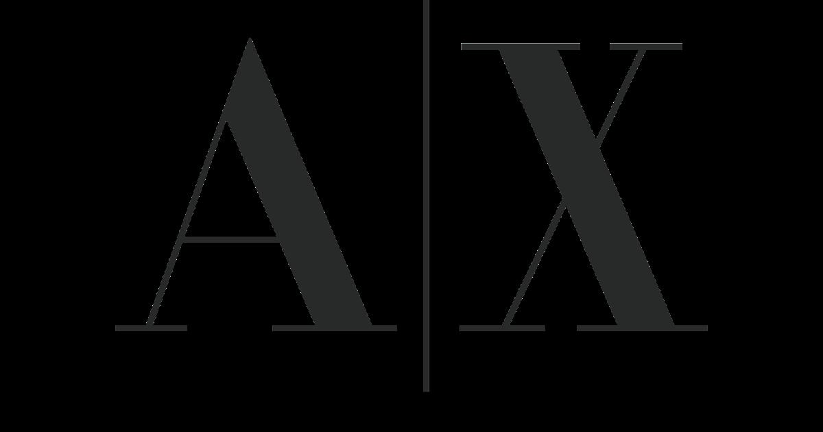 armani exchange logo vector format cdr ai eps svg pdf