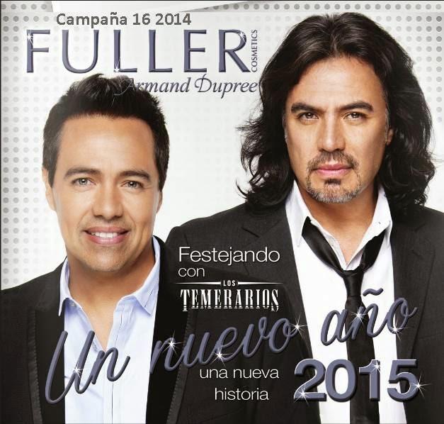 Catalogo Fuller Cosmetics Campaña 16 2014