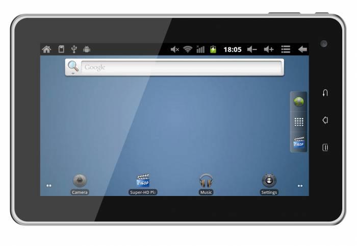 X-Micro XM711 Tablet