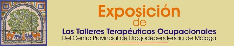 exposición talleres centro provincial drogodependencias