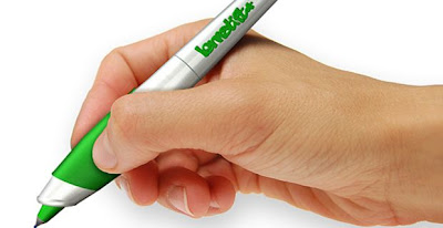 Error Correcting Pen
