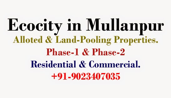 Ecocity in Mullanpur