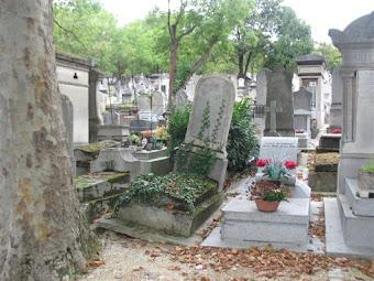 Falling tombs