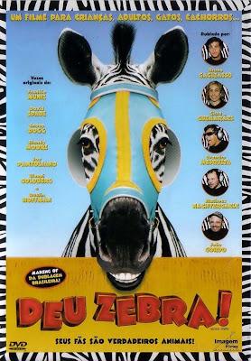 Deu Zebra (Dublado)