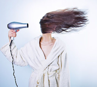 Tips for dry hair
