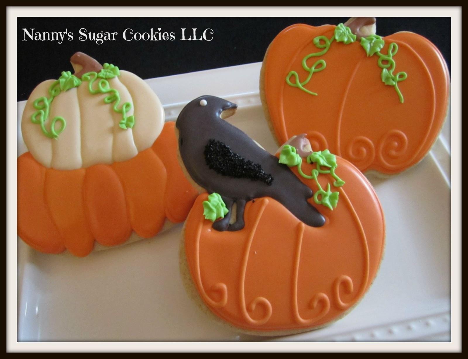 Nanny's Sugar Cookies LLC: October 2015