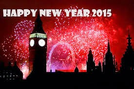 Happy New Year 2015 - Facebook Cover Cards