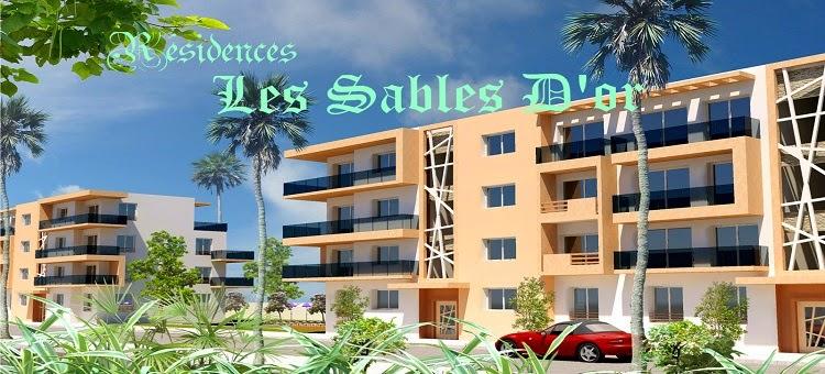 Les sables d 39 or - Residence haut standing vero beach ...