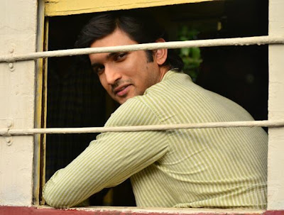 First Look: Sushant Singh as Byomkesh Bakshi